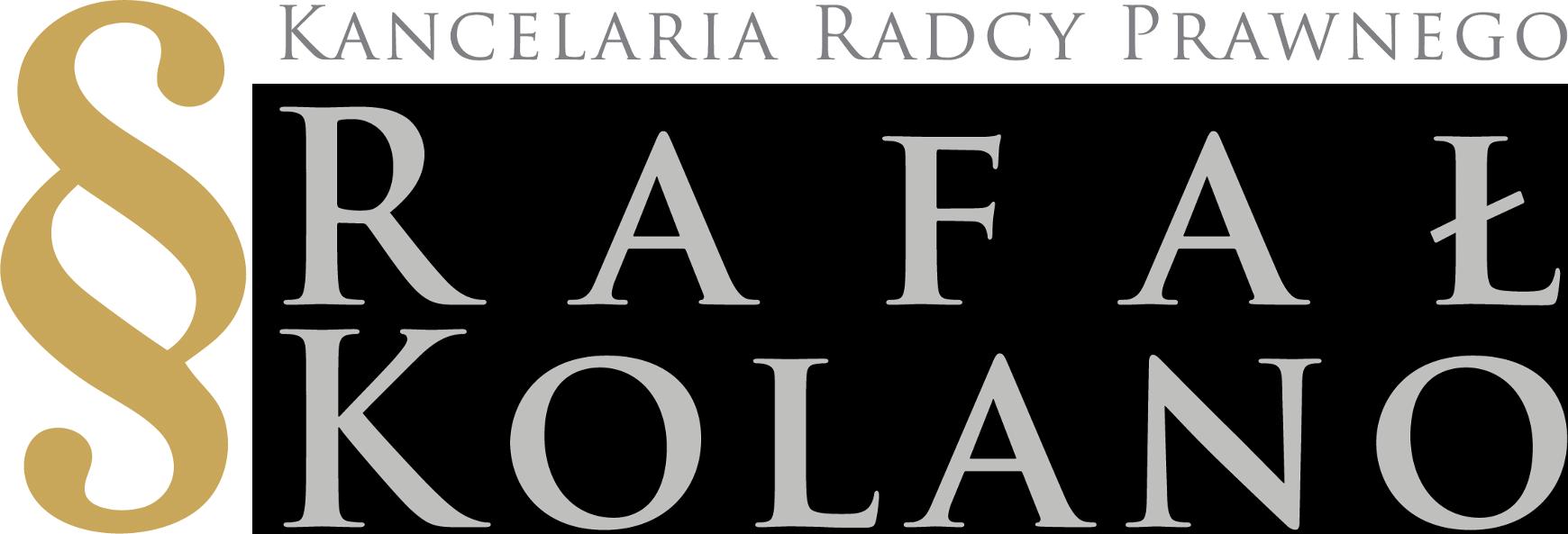 Kancelaria radcy prawnego Rafał Kolano
